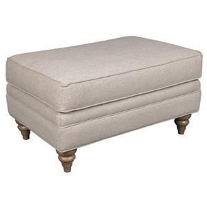 Main & Madison Humphrey Humphrey Ottoman