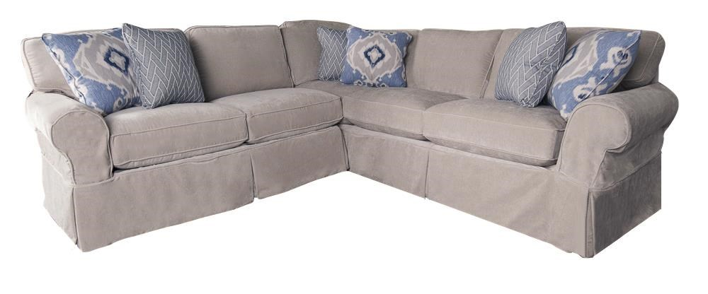 Main & Madison Iness Iness 2-Piece Sectional - Item Number: 984051324