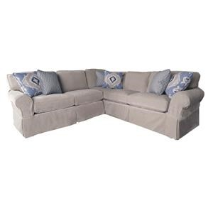 Main & Madison Iness Iness 2-Piece Sectional