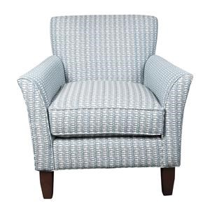 Main & Madison Jade Jade Accent Chair
