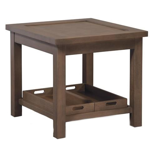 Morris Home Furnishings Kemper Lane Kemper Lane End Table - Item Number: 744445308