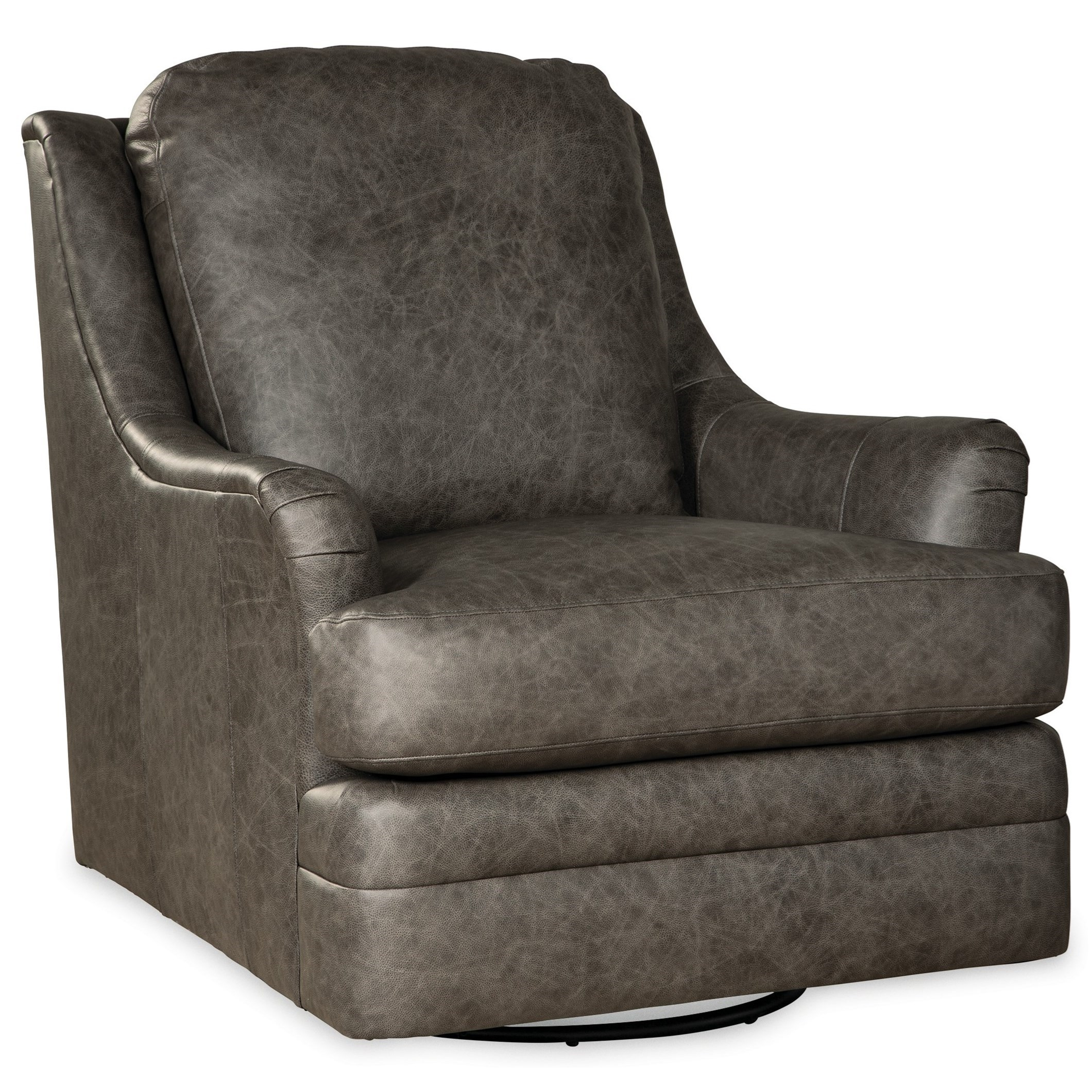 Craftmaster L084410 Transitional Swivel Glider Chair Lagniappe Home Store Upholstered Chairs