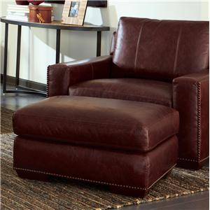 Craftmaster L143300 Chair & Ottoman Set