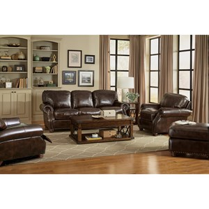 Craftmaster L161100 Living Room Group