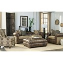 Craftmaster L161500 Living Room Group - Item Number: L161500 Living Room Group