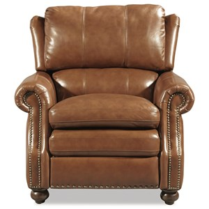 Craftmaster L1646 High Leg Recliner