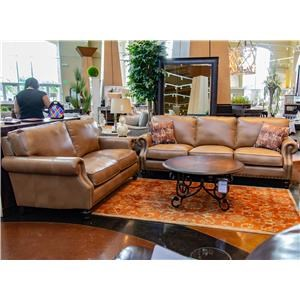 Craftmaster Eden Sofa and Loveseat