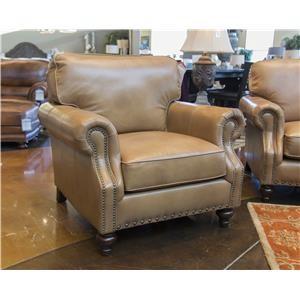 Craftmaster Eden Leather Chair