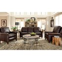 Craftmaster L174850 Stationary Living Room Group - Item Number: L174850 Living Room Group 1