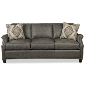 Sofa w/ Pillows