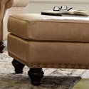 Craftmaster L762350 Ottoman - Item Number: L762300BD-SOLERNO-11