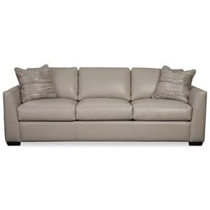 "95"" Sofa w/ Pillows"
