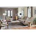 Craftmaster L794150 Living Room Group - Item Number: L794150 Living Room Group 1