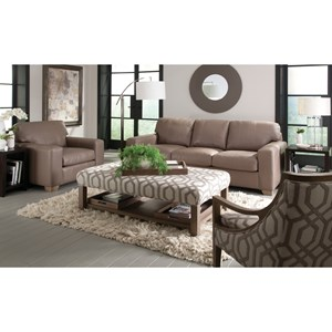 Craftmaster Axis Living Room Group