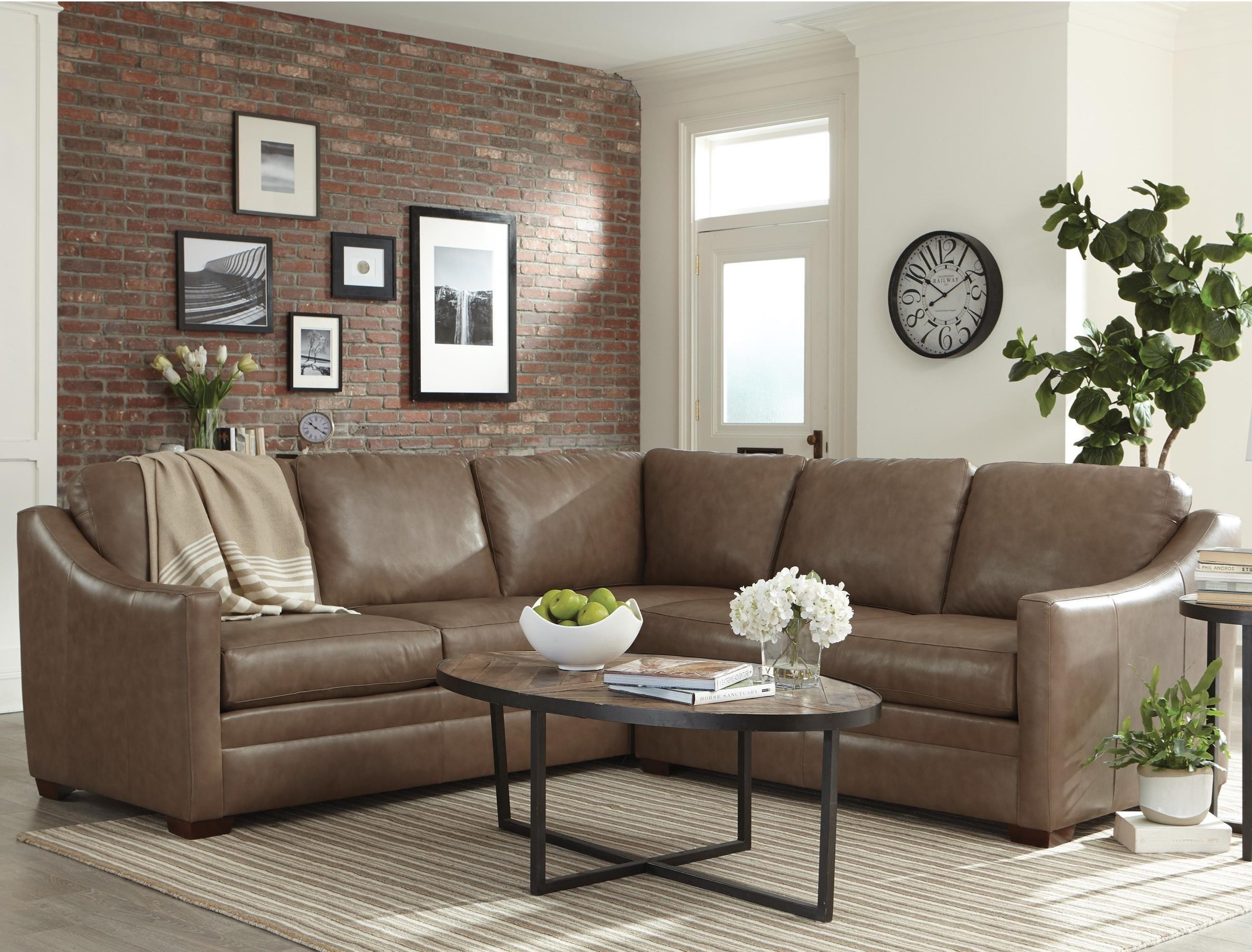 L9 Custom - Design Options Custom 2 Pc Sectional Sofa