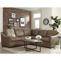 Craftmaster L9 Custom - Design Options 2 Pc Sectional Sofa - Item Number: L933256+L933231-SOLERNO-10