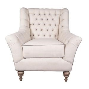 Main & Madison Leighland Leighland Tufted Accent Chair