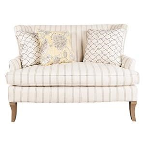 Morris Home Furnishings Mellie Mellie Settee