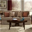 Craftmaster 4670 Traditional Sofa Sleeper