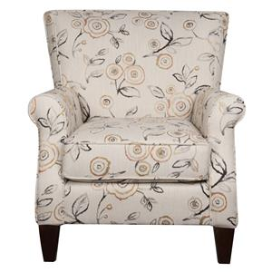 Morris Home Furnishings Sarah Sarah Accent Chair