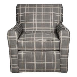 Morris Home Furnishings Sarah Sarah Swivel Chair