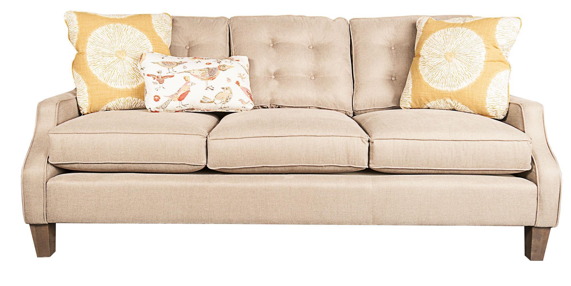 Morris Home Furnishings Soho Soho Sofa - Item Number: 433770531