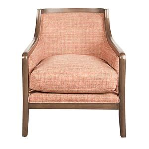 Morris Home Furnishings Soho Soho Wood Accent Chair