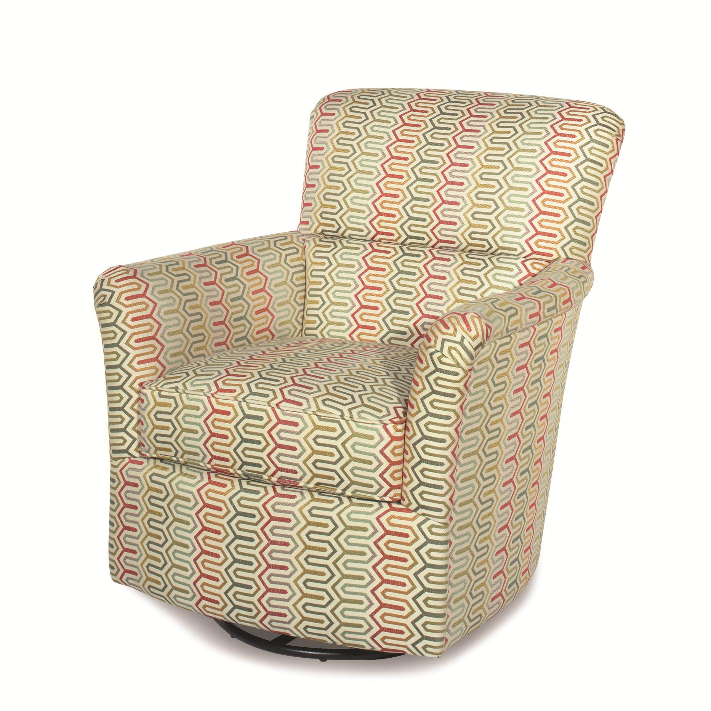 Craftmaster Swivel Chairs 005110sg Contemporary