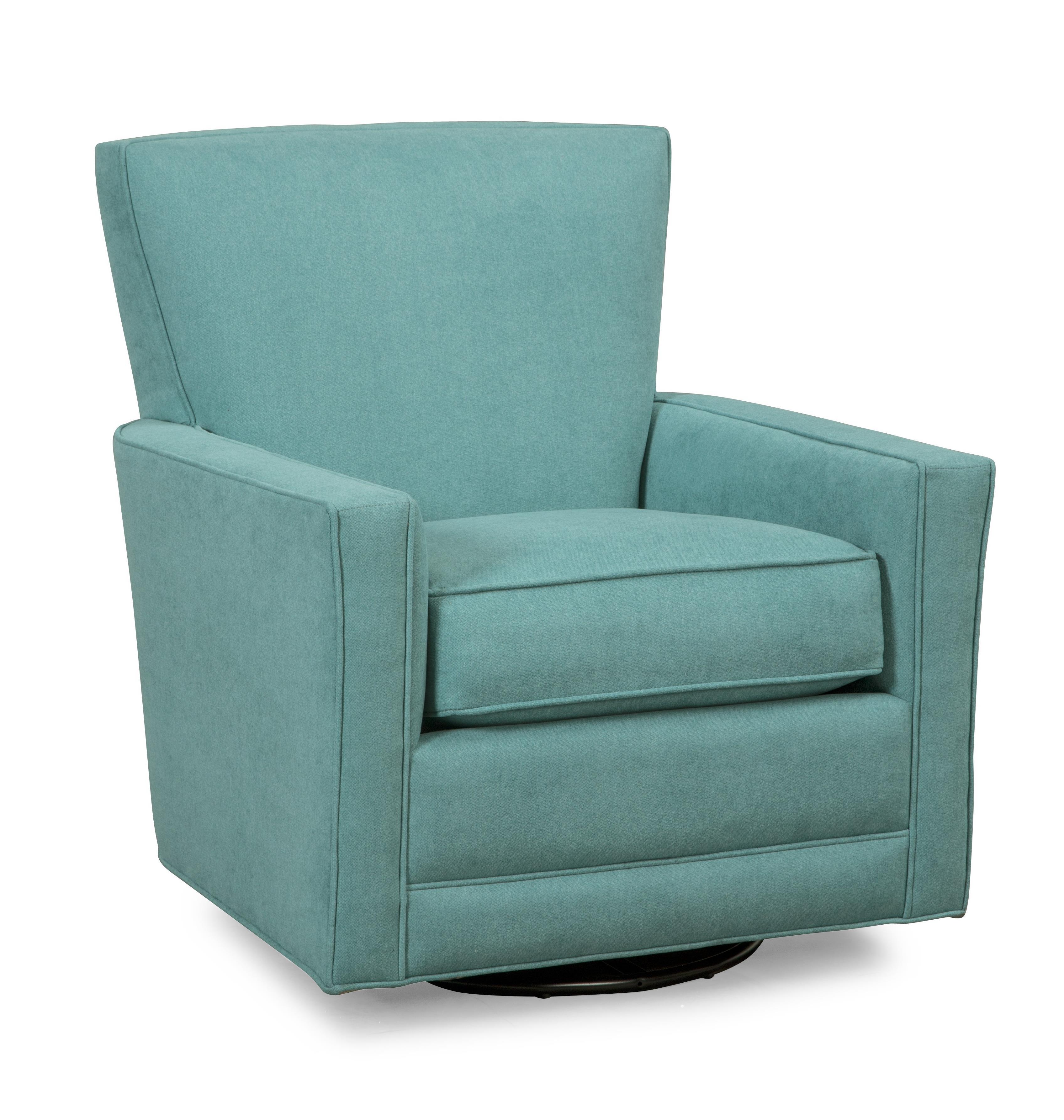 Craftmaster Swivel Chairs Swivel Glider Chair - Item Number: 055610SG-ABERDEEN-22