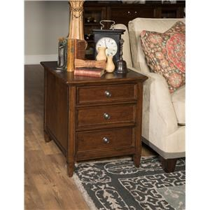 Morris Home Furnishings Upstate - Upstate End Table