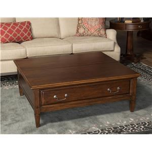 Morris Home Furnishings Upstate - Upstate Lift Top Cocktail Table