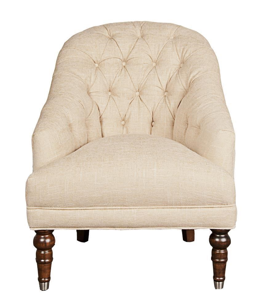 Morris Home Furnishings Upstate Upstate Tufted Chair - Item Number: 789029523