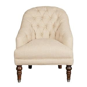 Main & Madison Upstate Upstate Tufted Chair