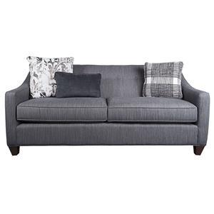 Morris Home Furnishings Zella Zella Sofa