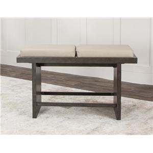Cramco, Inc 25078 Taupe pub bench