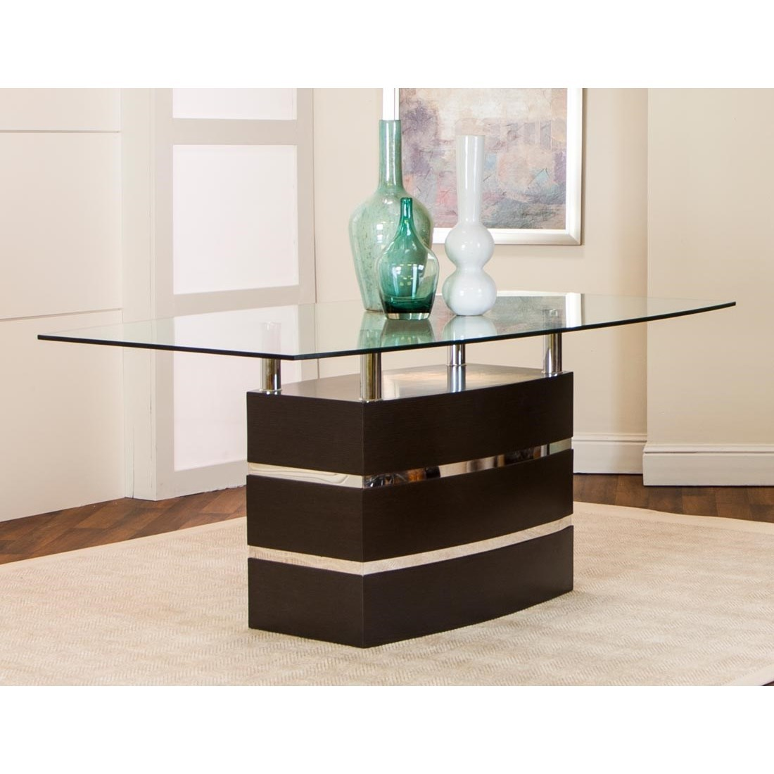 Altair Dining Table by Cramco, Inc at Lapeer Furniture & Mattress Center
