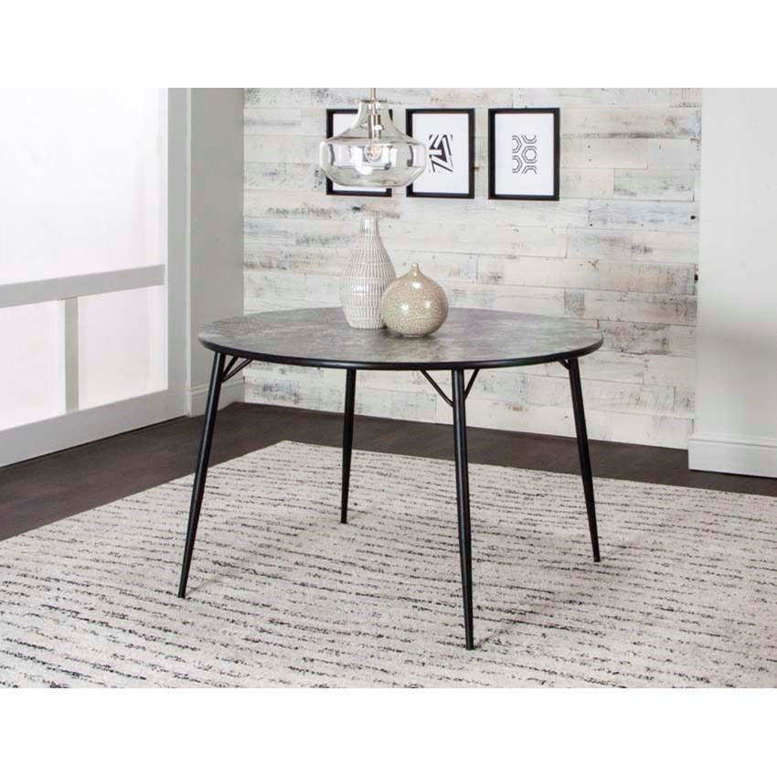 Anna Round Dining Table by Cramco, Inc at Value City Furniture
