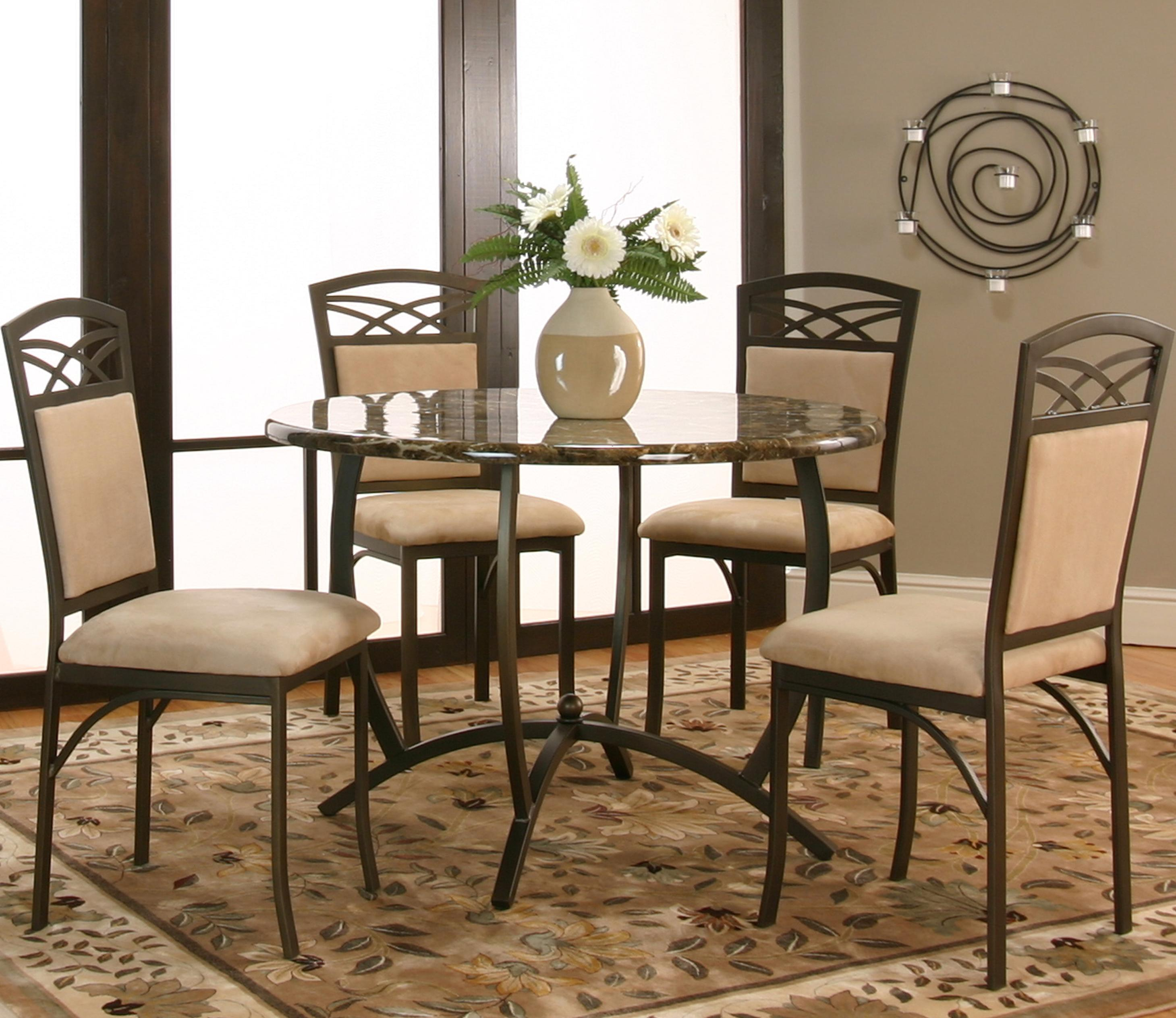 Cramco Inc Atlas 5 Piece Dining Set - Item Number 72019-54+ : set your table lakewood nj - pezcame.com