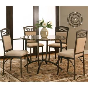 Cramco, Inc Atlas  5 Piece Dining Set
