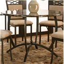 Cramco, Inc Atlas  Round Dining Table - Item Number: 72019-54+51
