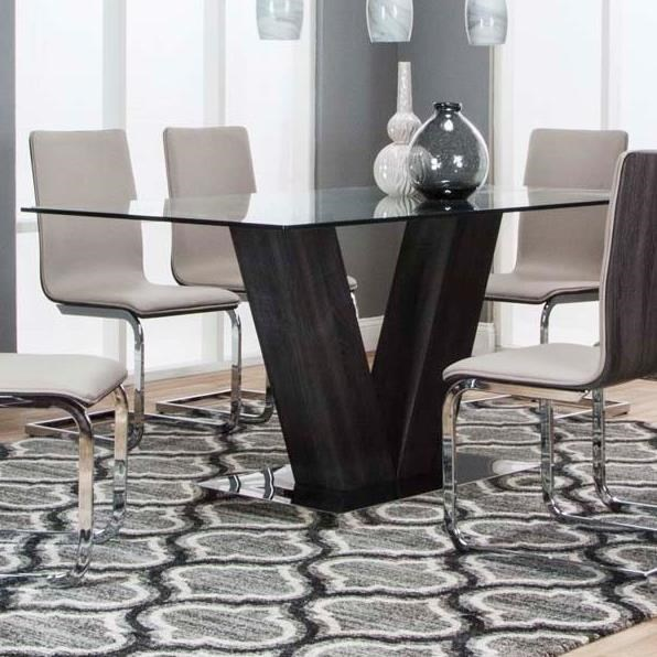 Axel Dining Table by Cramco, Inc at Value City Furniture