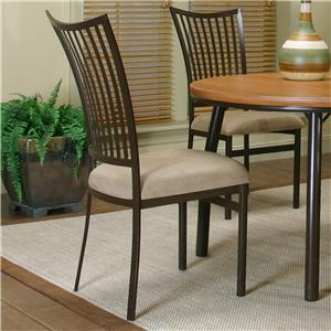 Cramco, Inc Cramco Dinettes - Bellevue Dining Side Chair
