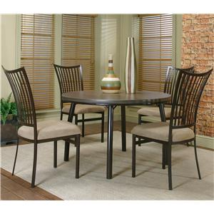 Cramco, Inc Cramco Dinettes - Bellevue Table and Chair Set