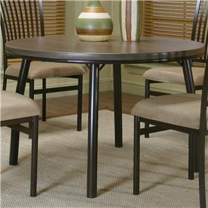 Cramco, Inc Cramco Dinettes - Bellevue Round Dining Table