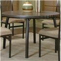 Cramco, Inc Cramco Dinettes - Bellevue Round Dining Table - Item Number: D8044-56