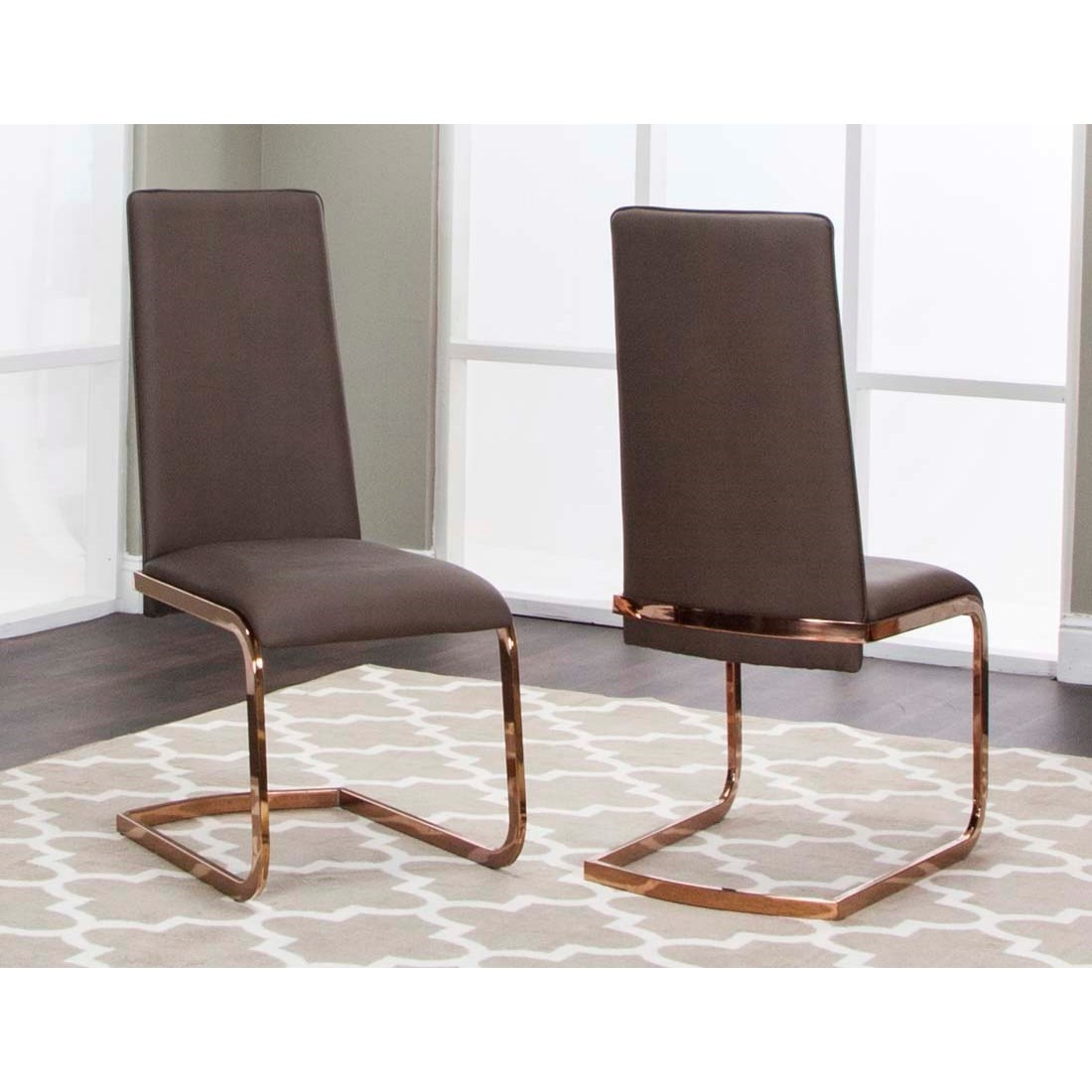 Cramco, Inc Bentley Dining Side Chair With Upholstered