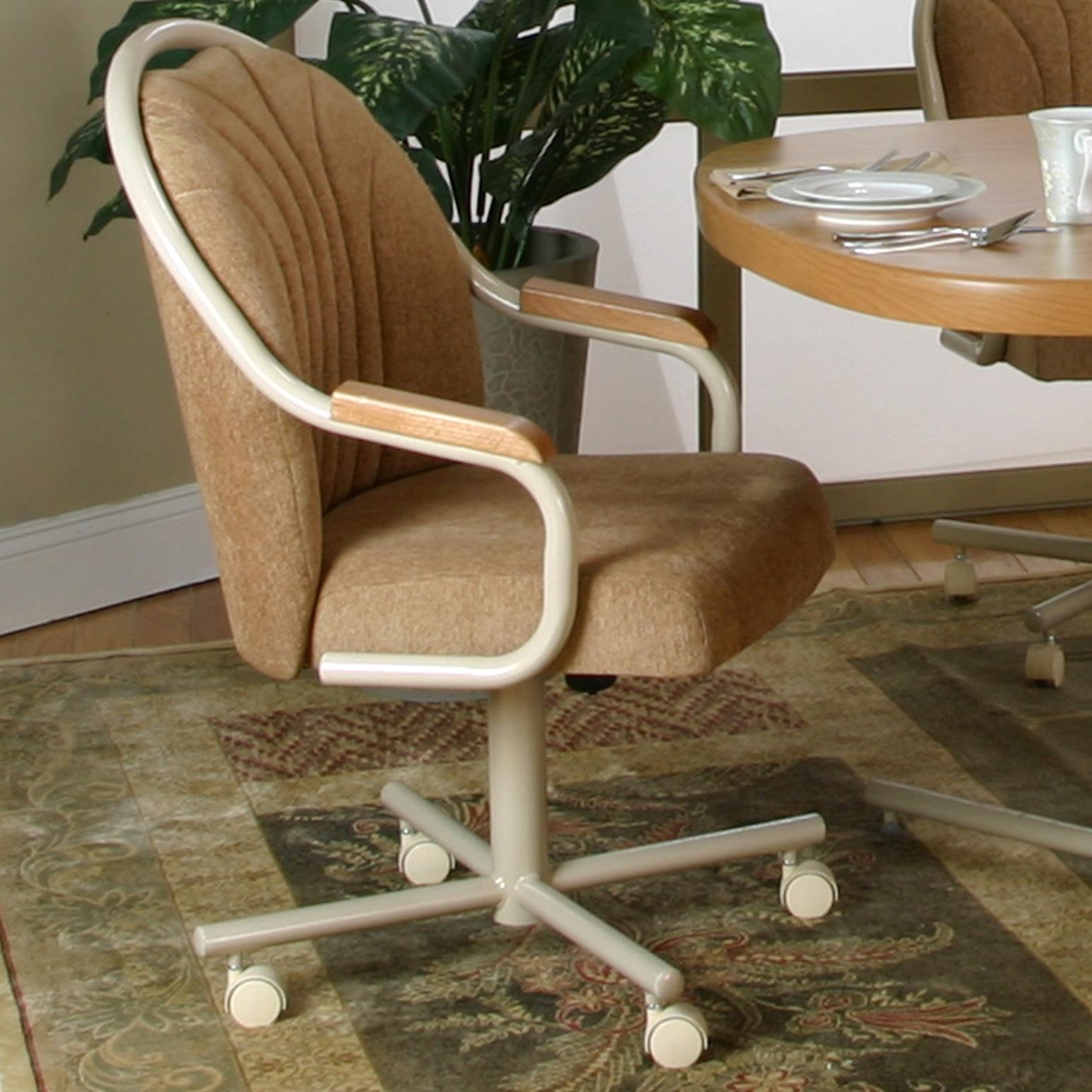 Cramco Inc Blair Tilt Swivel Chenille Chair Value City Furniture Dining Arm Chair