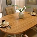 Cramco, Inc Cramco Motion - Carter  Rectangular Casual Dinner Table - Laminate Table Top