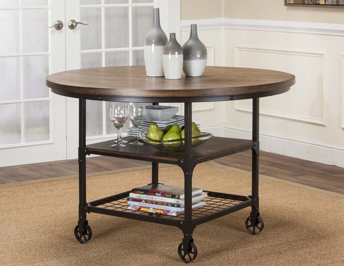 Cramco, Inc Craft Dining Table - Item Number: W3075-66