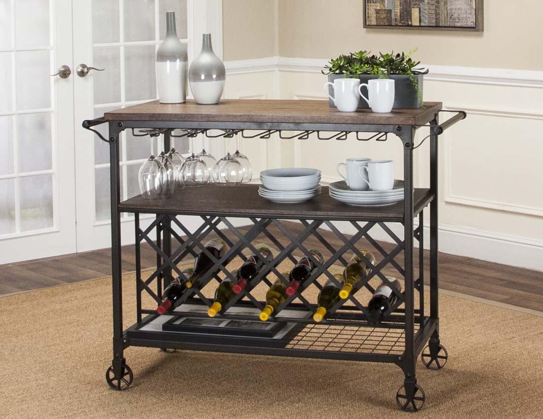 Cramco, Inc Craft Serving Cart - Item Number: W3075-78